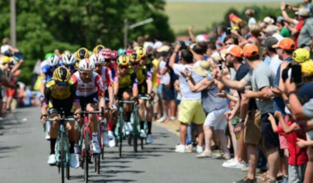 La primera etapa del Tour de Francia