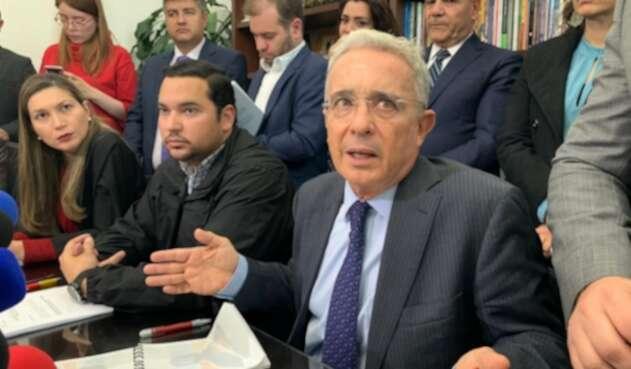 Álvaro Uribe Vélez