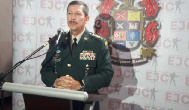 Comandante del Ejército se pronunció sobre video del ELN donde aparecen con niños