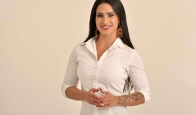 Candidata  Trasngénero