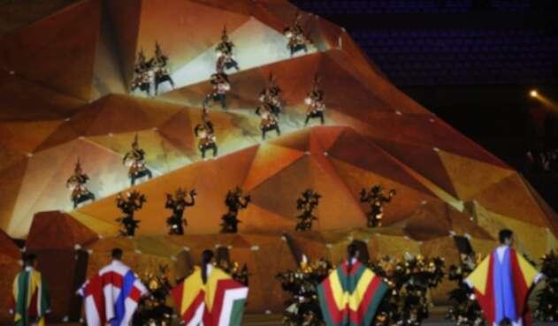 Inauguración Juegos Panamericanos Lima 2019