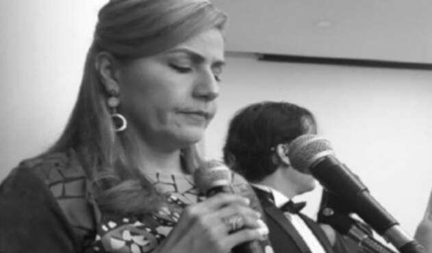 Las exequias de la abogada se cumplirán hoy en Bucaramanga.