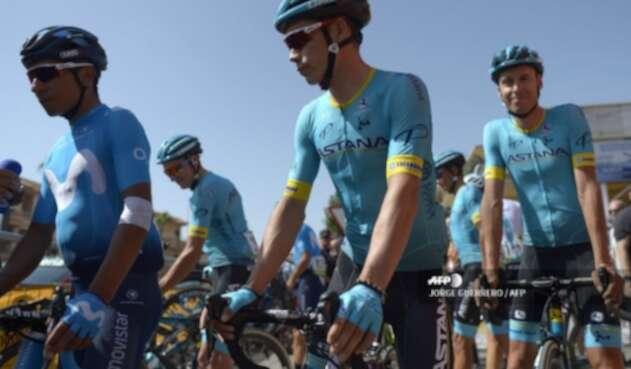 Nairo y López- Vuelta a España 2019