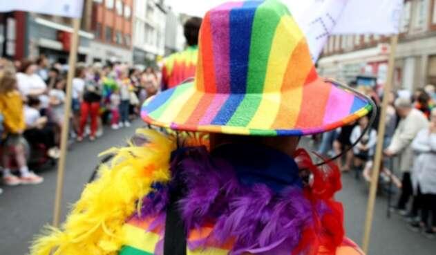 Elvira Escobar Daza es la protagonista de una larga batalla legal por los derechos LGBTI.