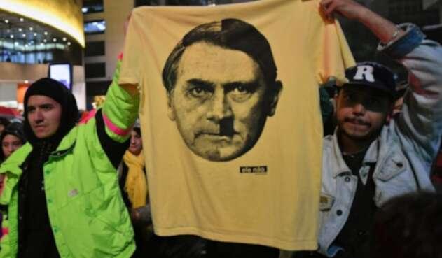 Protestas en contra del presidente de Brasil, Jair Bolsonaro