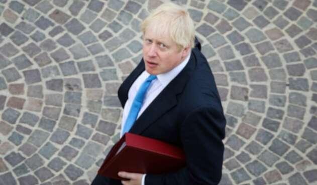 El primer ministro británico, Boris Johnson