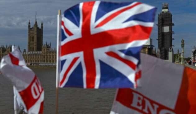 Bandera del Reino Unido