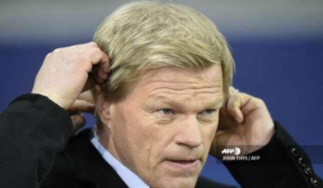 Oliver Kahn, ahora integrará el Bayern Munich