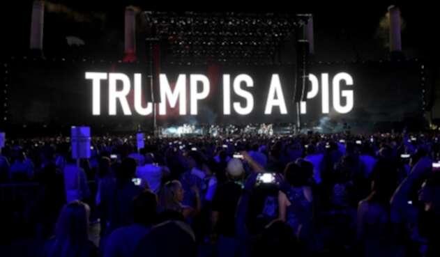 Concierto de Roger Waters
