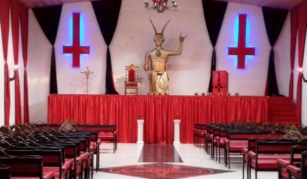 Iglesia Luciferina Semillas de Luz