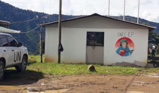 ETCR Dabeiba - Antioquia