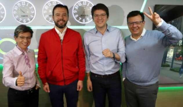 Candidatos alcaldia de Bogota / Debate RCN Radio