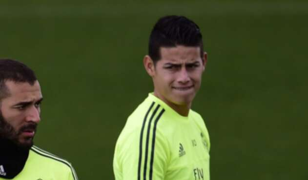 James Rodríguez, Real Madrid
