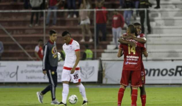 Rionegro Águilas vs Santa Fe