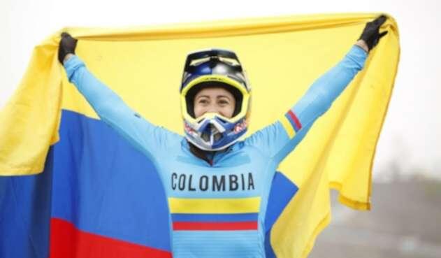 Mariana Pajón, Juegos Panamericanos Lima 2019