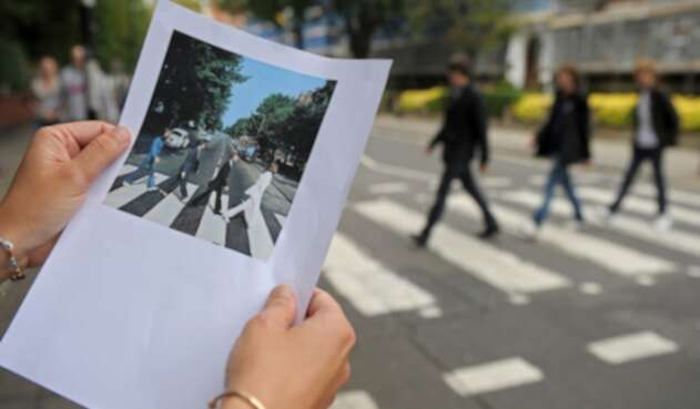 Foto de los Beatles en Abbey Road cumple 50 años