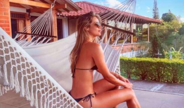Alejandra Buitrago fue novia de J Balvin