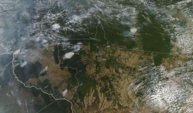 Amazonía brasilera.