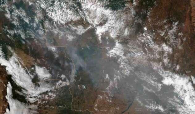 La Amazonía, en riesgo.