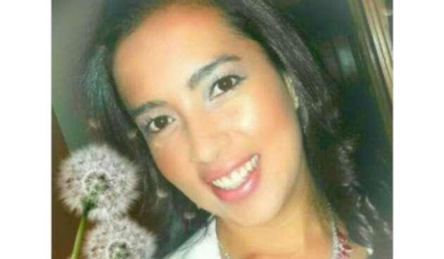 Andrea Martin, colombiana muerta en México