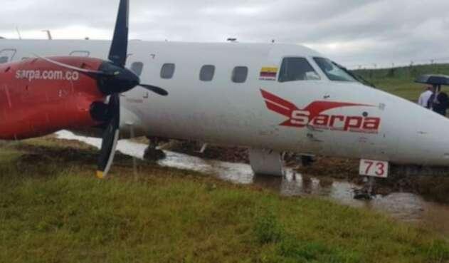 Avion La Macarena