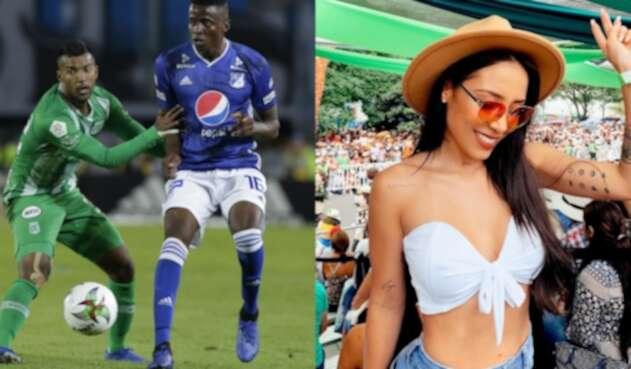 Luisa Fernanda W haría que se aplace un partido de Millonarios Nacional