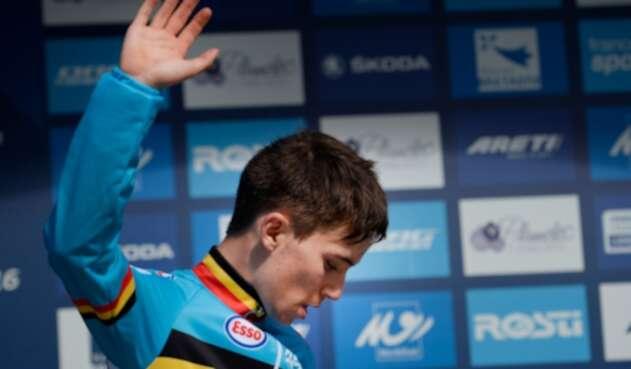 Bjorg Lambrecht, ciclista belga fallecido