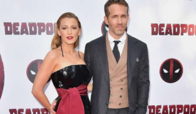 Blake Lively - Ryan Reynolds