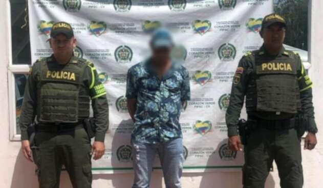 Autoridades investigan si el capturado tiene vínculos con el crimen de María del Pilar Hurtado