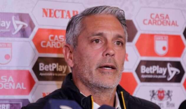 Patricio Camps, Independiente Santa Fe