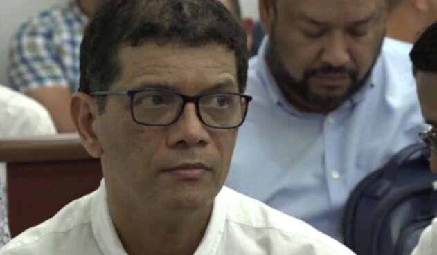 Carlos Altahona exalcalde Puerto Colombia