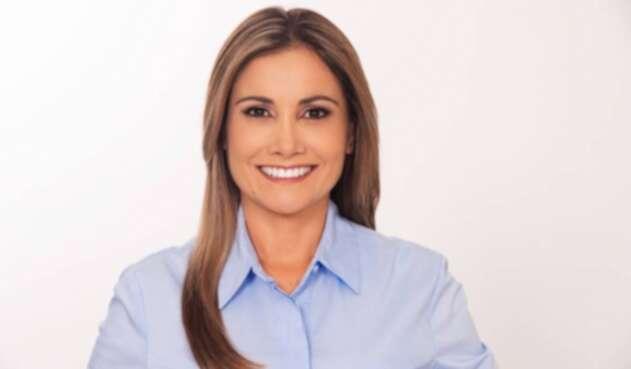 Candidata a la Alcaldía de Bucaramanga.