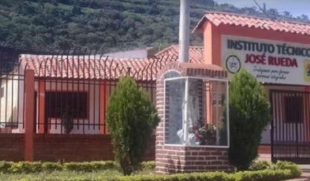 El Palmar está ubicado en el sur de Santander.