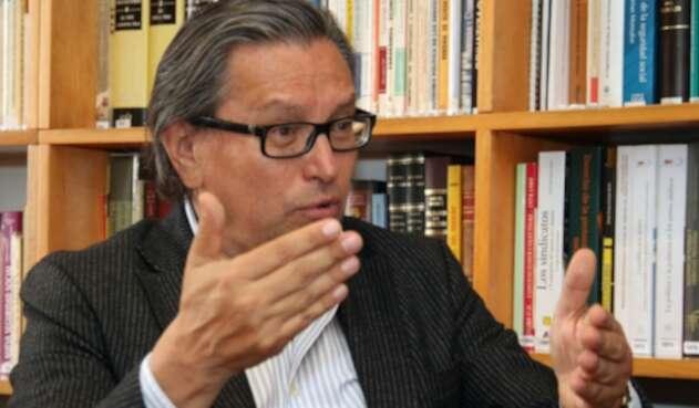 Armando Novoa, exmagistrado del CNE