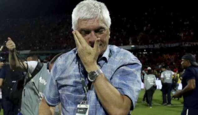 Julio Comesaña, DT uruguayo.