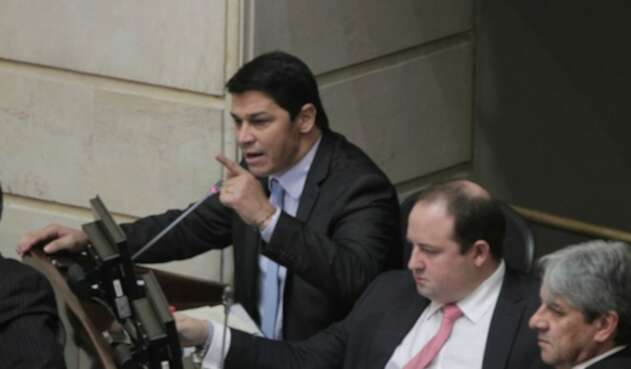 Daniel Alberto Cabrales Castillo, exsenador del Centro Democrático.
