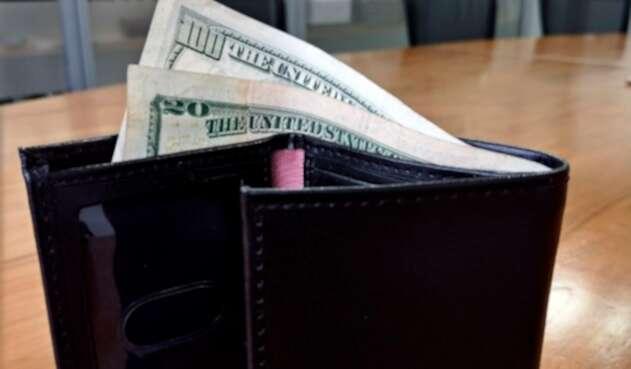 Foto de referencia sobre el dólar en Colombia