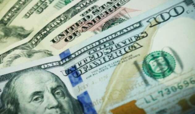 Los dólares disponibles en el mercado colombiano