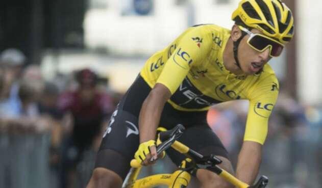 Egan Bernal, campeón de Francia.