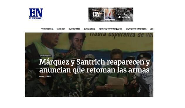 El Nacional - Venezuela