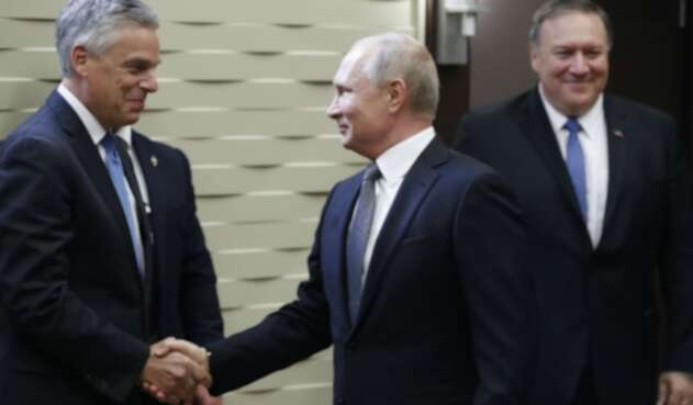 Jon Huntsman, embajador de EE.UU. en Rusia
