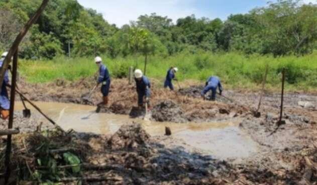 Personas inescrupulosas ocasionaron los daños en la infraestructura de Ecopetrol