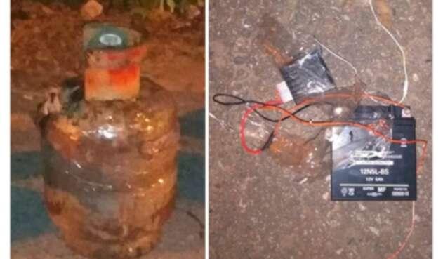 Desactivados explosivos en vía de Arauca