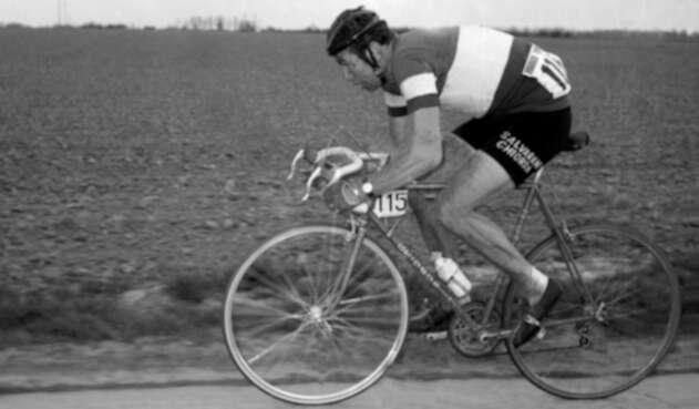 Felice Gimondi, exciclista italiano.