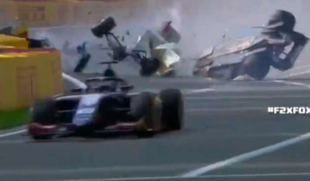 Gran Premio de Bélgica, Fórmula 2