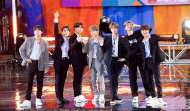 BTS se retira temporalmente de los escenarios