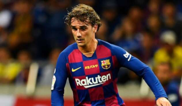 Antoine Griezmann, Barcelona, Liga Española