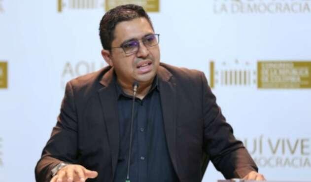 Gustavo Gallardo, abogado de Santrich