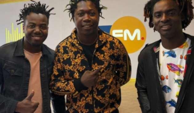 Herencia de Timbiquí en LA FM