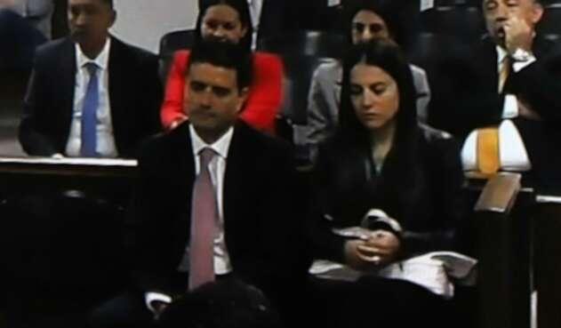 Hermanos Uribe Noguera en audiencia en la que fueron absueltos